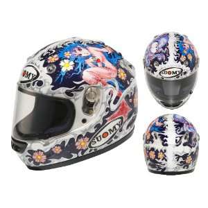 SUOMY VANDAL DREAM MOTORCYCLE HELMET XS Automotive