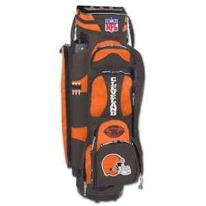 NFL Licensed Golf Cart Bag   Browns