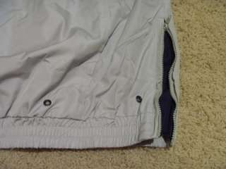 NWT MENS WATER RESISTANT GOLF WIND SHIRT LARGE