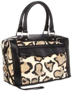 Rebecca Minkoff Mab Mini Leopard Shoulder Bag: Shoes