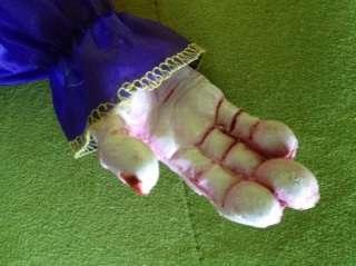 Evil Ragdoll Clown Zombie Doll