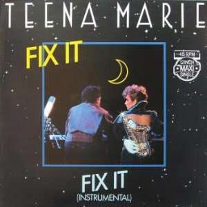 Fix It [12, NL, Epic A 12.3820] Music