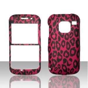 leapord Nokia Straight Talk E5 3G Smart Phone Case Cover Hard Phone