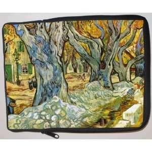 Van Gogh Art Roadman Laptop Sleeve   Note Book sleeve
