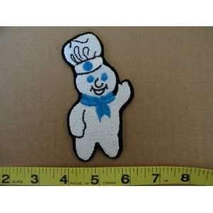 Pillsbury Dough Boy Patch