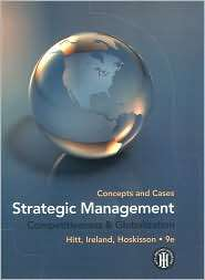 Strategic Management Concepts and Cases   Competitiveness and