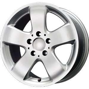 Replica Alloys Mercedes E500 155 Silver Machined Wheel (18x8/5x112mm)