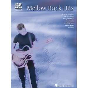 Mellow Rock Hits (Easy Guitar with Notes & Tab