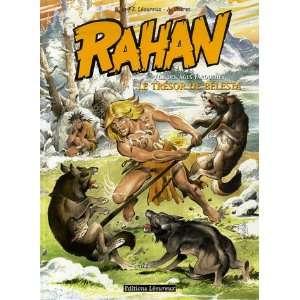 Rahan 8/Le Tresor De Belesta (French Edition