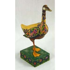ENESCO Jim Shore Goose Figurine:  Home & Kitchen
