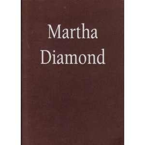 Miller Gallery] (9780944680063) Martha Diamond, Eileen Myles Books