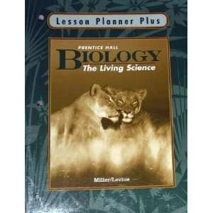 Lesson Planner Plus (Biology The Living Science) Books