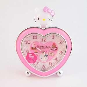 Hello Kitty Exclusive Musical Alarm Clock (Kitty Head