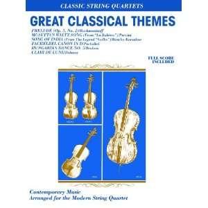String Quartets) (9780769233048) Tony Esposito, Jeff Sultanof Books