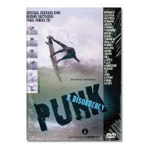 Punk n Disorderly Surf DVD