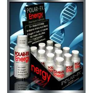 Polar FX Energy & Vitamin Supplement Health & Personal