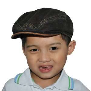 Very Cute Infant Boys Enyce Denim Ivy Cap. Made with pure high quality