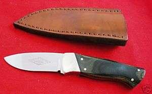 BUSTER WARENSKI DESIGNED ENSIGN FIXED BLADE KNIFE