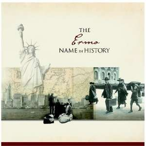 The Ermo Name in History Ancestry Books