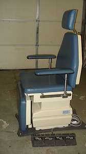 MTI 530 Programmable Podiatry Chair