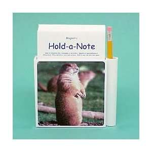 Prairie Dog Hold a Note
