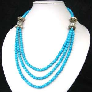 NEW IN TIBET STYLE TIBETAN SILVER CORAL NECKLACE