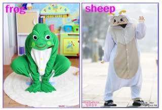 Character Costume Cosplay Pajama Halloween Party Original