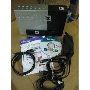 Memorex LightScribe External USB2 Dual Layer 20x 3223