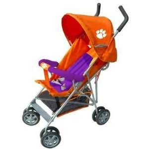 Clemson Tigers European Style Umbrella Baby Stroller   NCAA College