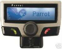 PARROT BLUETOOTH CELL PHONE HANDS FREE CAR KIT LCD NEW