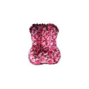 Pink Camo Toddler Car Seat Cover