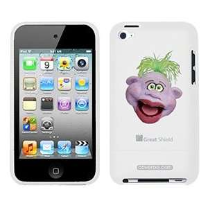 Peanuts Face by Jeff Dunham on iPod Touch 4g Greatshield