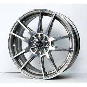 18x7.5 Enkei FLC 01 (Silver) Wheels/Rims 5x112/114.3 (440