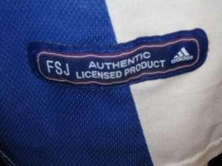 AUTHENTIC ADIDAS FSJ YUGOSLAVIA FOOTBALL SOCCER JERSEY SHIRT MENS XL