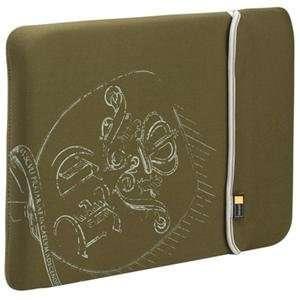 Case Logic, Revers15.4Laptop Sleeve Green (Catalog