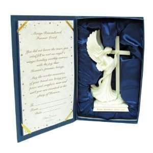 Roman Always Remembered, Forever Loved Memorial Figurine