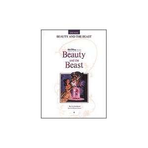 Beauty and the Beast Easy Piano Book Musical Instruments