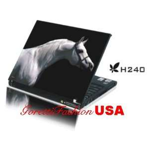 Laptop Notebook Skins Sticker Cover H240 Horse Decal (2 Free