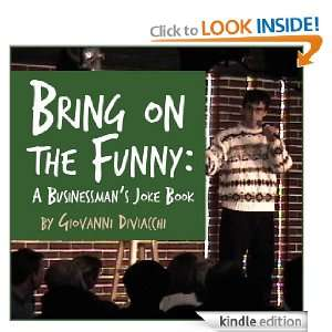 Bring on the Funny A Businessmans Joke Book Giovanni Diviacchi