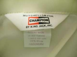 Champion Spark Plug Racing Apparel Windbreaker Jacket Nylon Nutshell