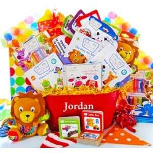Baby Einstein Touch & Discover Deluxe Gift Basket Baby