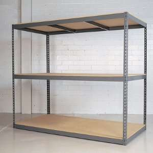 Republic DP2 Original Wedge Lock High Capacity Bulk Unit with 3 Shelf