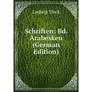 Schriften Bd. Leben Und Tod Der Heiligen Genoveva. Der