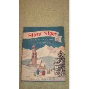 Silent Night, The Story of a Song Hertha Pauli Books