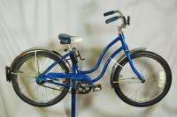 Schwinn Hollywood Juvenile girls bicycle bike Radiant Blue 20 wheels