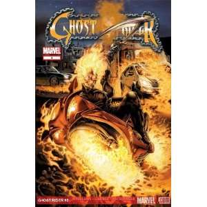 Ghost Rider #5 Driven By the Spirit of Vengeance