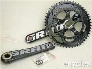 SRAM Red Black GXP 170 50 34 Crankset w/Ceramic BB NEW