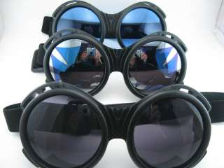 LG Cyber Goggles Rave Motorcycle Biker Sport Costume