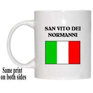 Italy   SAN VITO DEI NORMANNI Mug: Everything Else