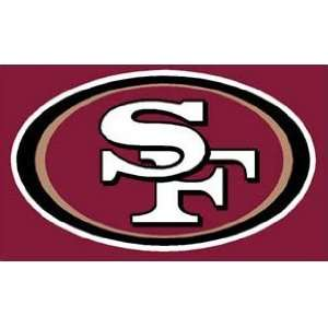 NFL San Francisco Forty Niners Flag Patio, Lawn & Garden